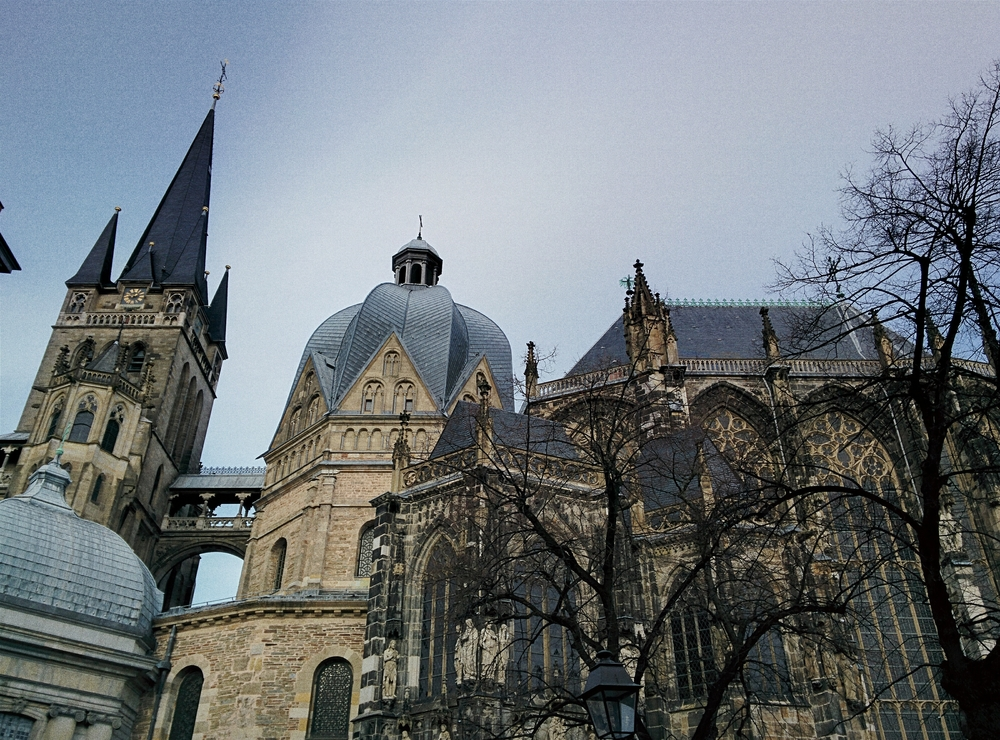 Aachen cathedral  Germany   [01 01 14]