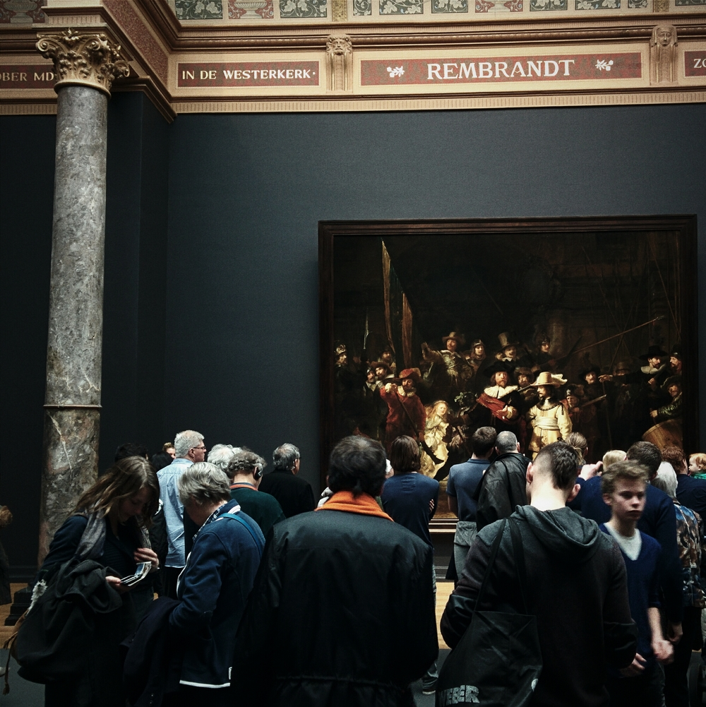 Rijksmuseum, Amsterdam   The Netherlands   [02 02 14]