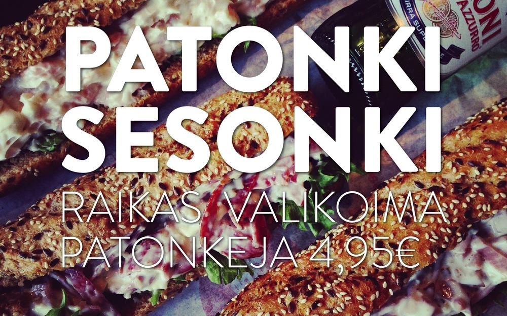 Best&Co Mikkeli Ravintola Patonkisesonki