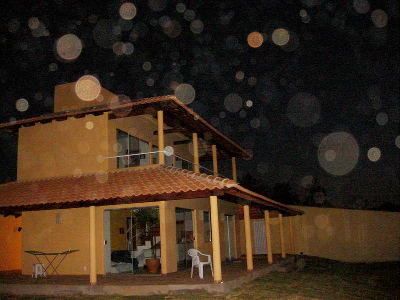 "Casa de Luz (with frequent ""visitors"" from a different reality ...)"