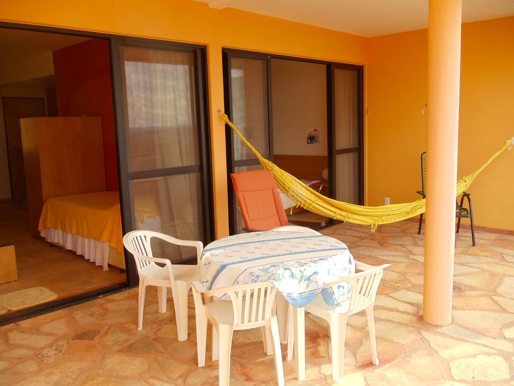 Alegria Apartment, from veranda