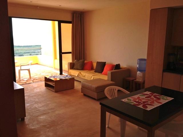 Alegria -- living room