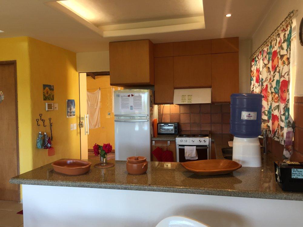 Casa de Luz -- Kitchen
