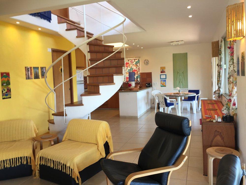 Casa de Luz -- untere Etage