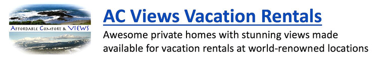 AC Views Vacation Rentals
