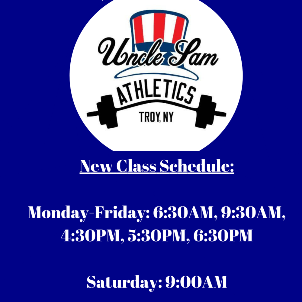 New Class Schedule_Monday-Friday_ 6_30AM, 9_30AM, 4_30PM, 5_30PM, 6_30PMSaturday_ 9_00AM.png