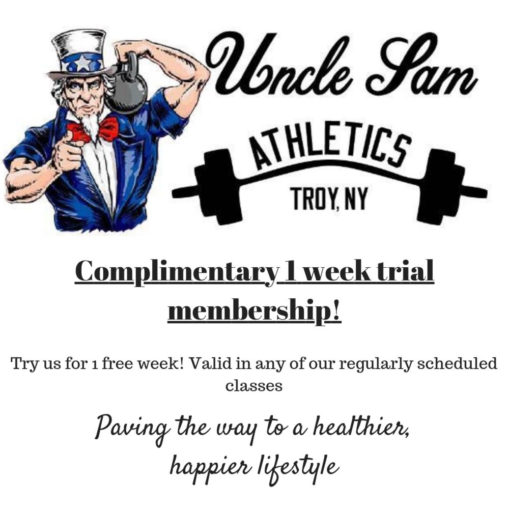 Complimentary 1 week trial membership!.png