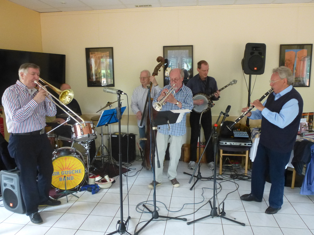 2014-04-27 Sir Gusche Band