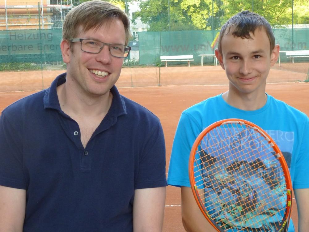 Herren-Einzel Nebenrunde: Jo-Martin Turowski - Antonio Matijevic