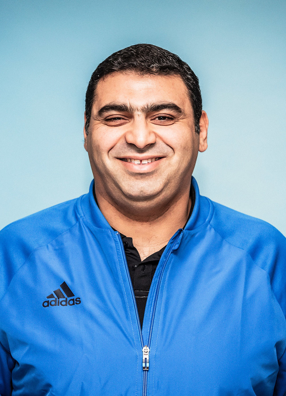 Mahmoud Mohammed B-Trainerlizenz 0176 611 679 75