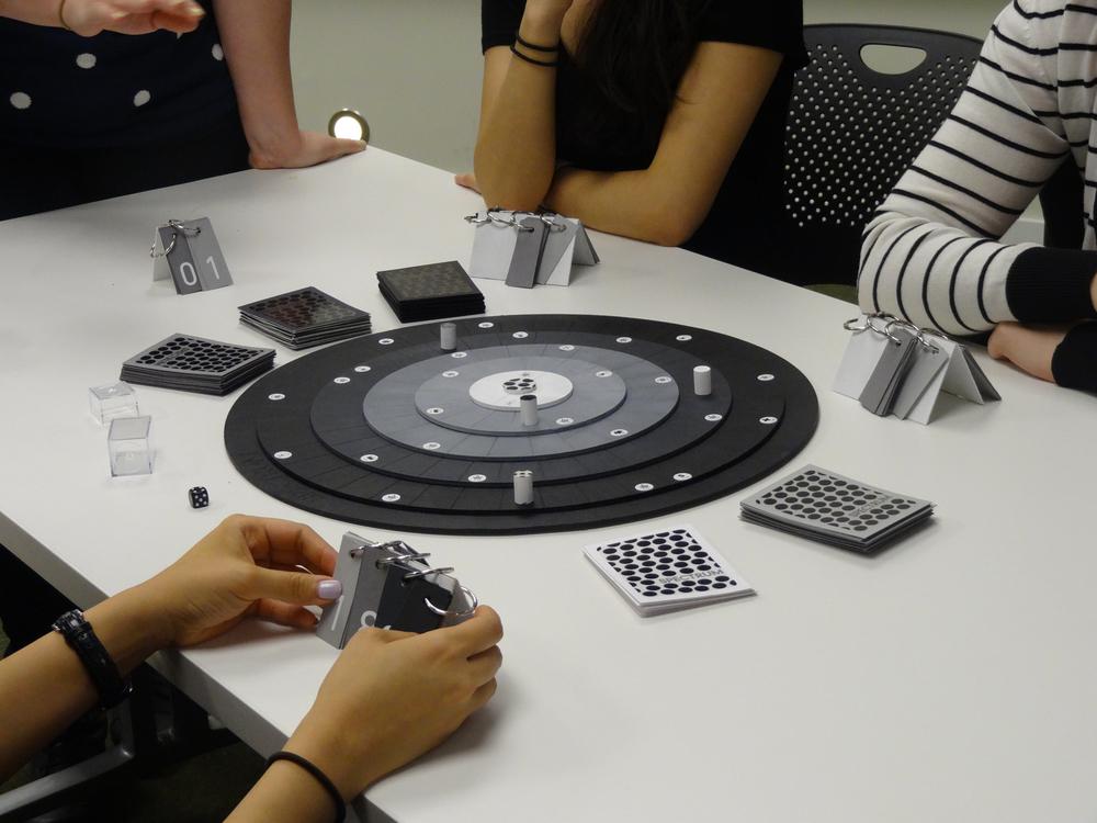 Game Design - Board game design