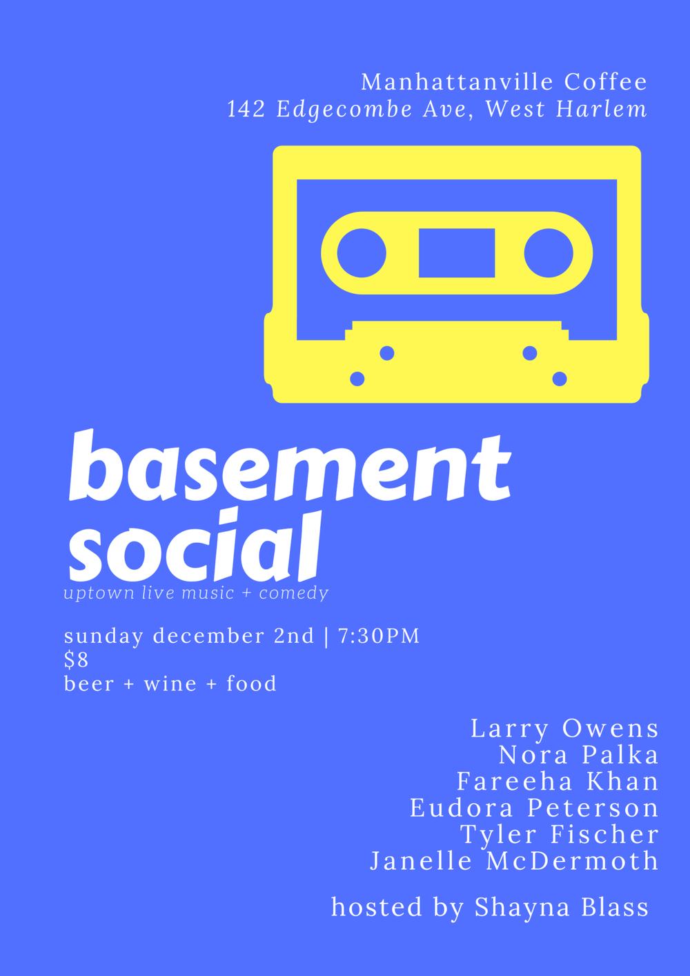 Basement Social