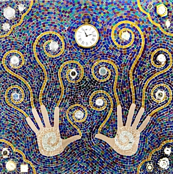 """THE HANDS OF TIME"""