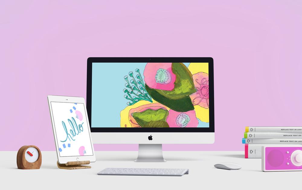 Girly Desk Mockup_Surface Design.jpg