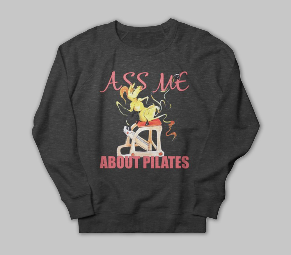 Ass Me About Pilates