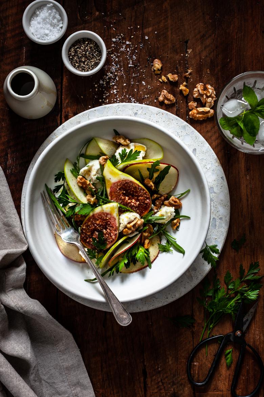 TFU - Fig & Walnut Salad