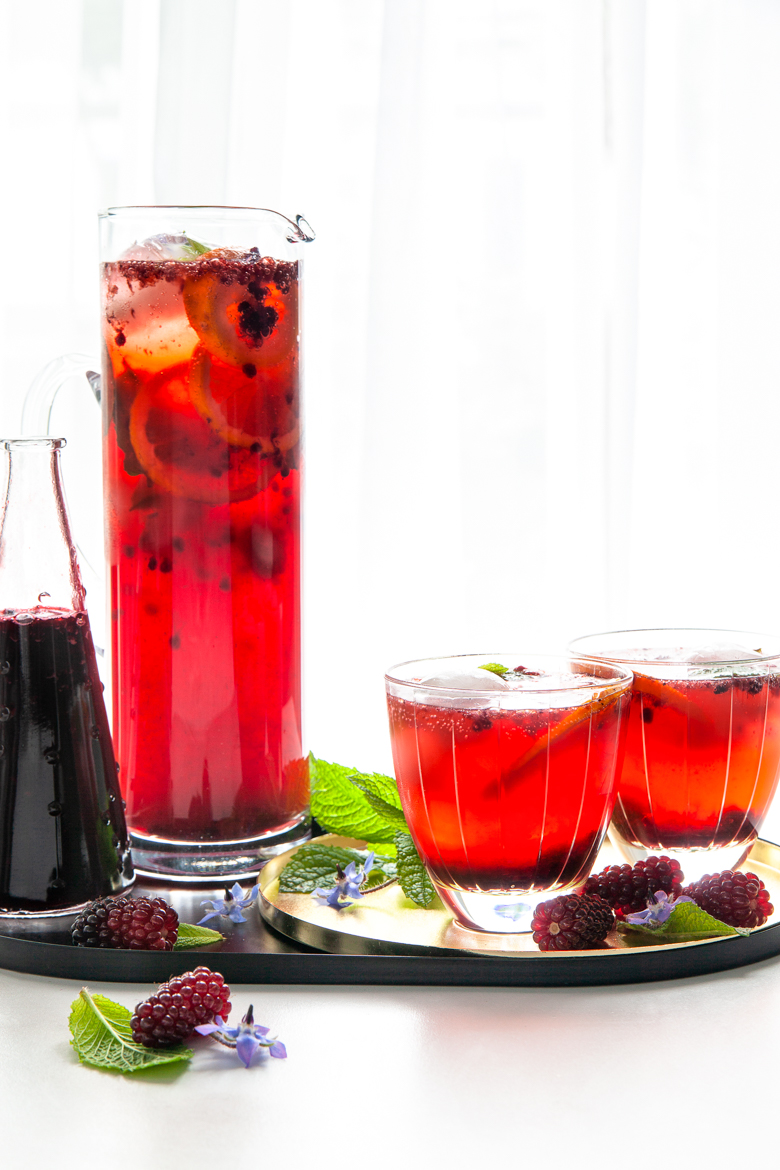 MM - Dec 2018 - Berry Shrub Drink