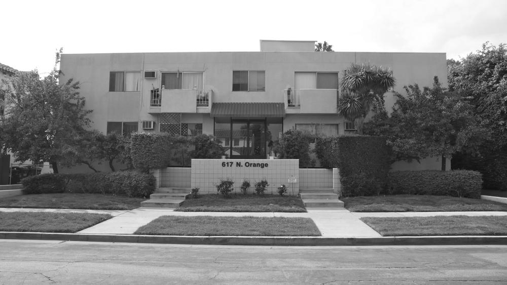 617 ORANGE DR.  1964