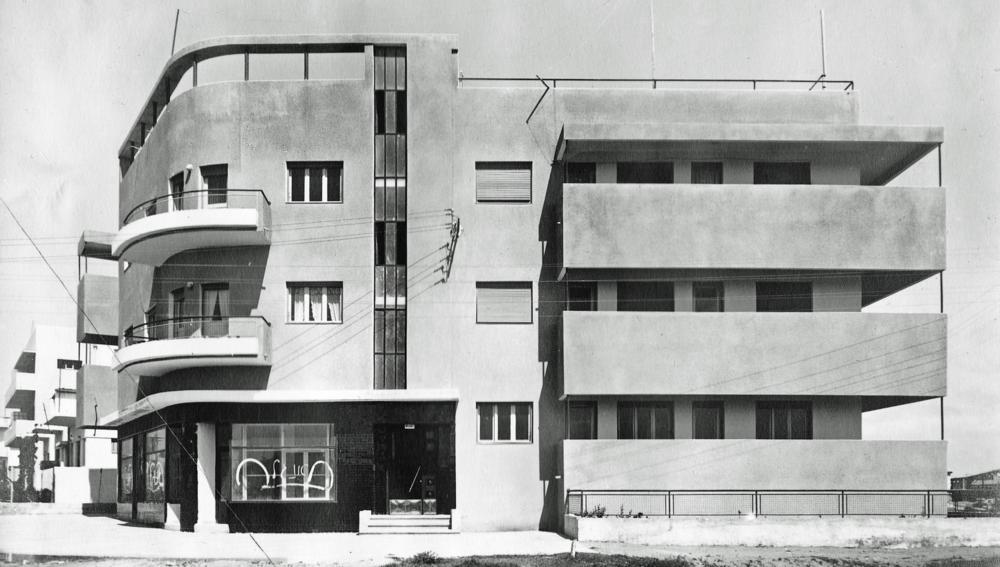 TEL AVIV - 8 DOV HOZ 1937