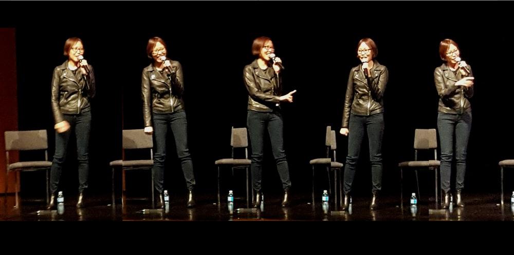 Dano 2016 - Filmmaker Gina Kim