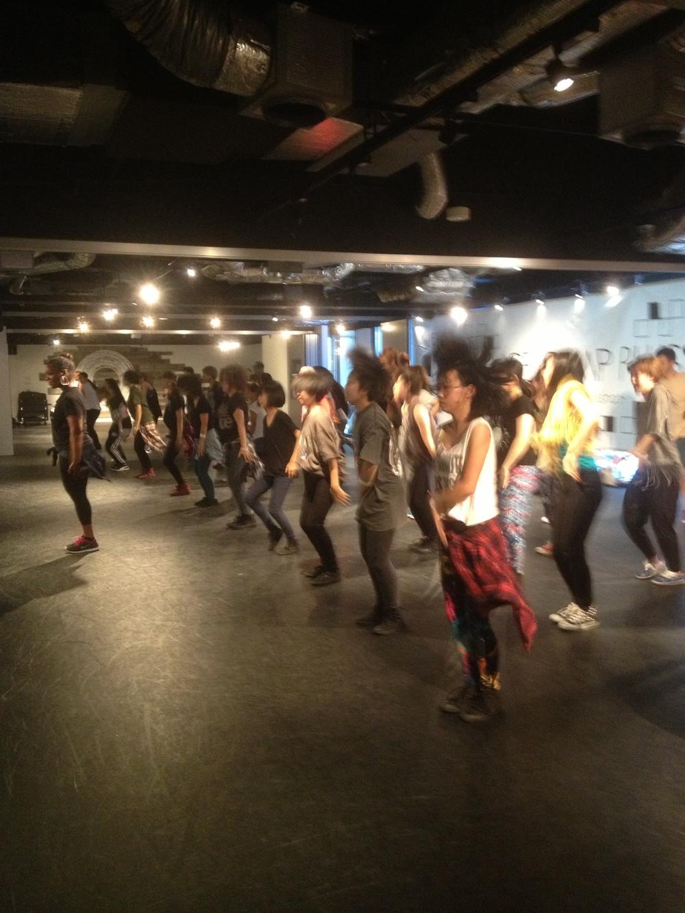 Teaching at En in Tokyo!