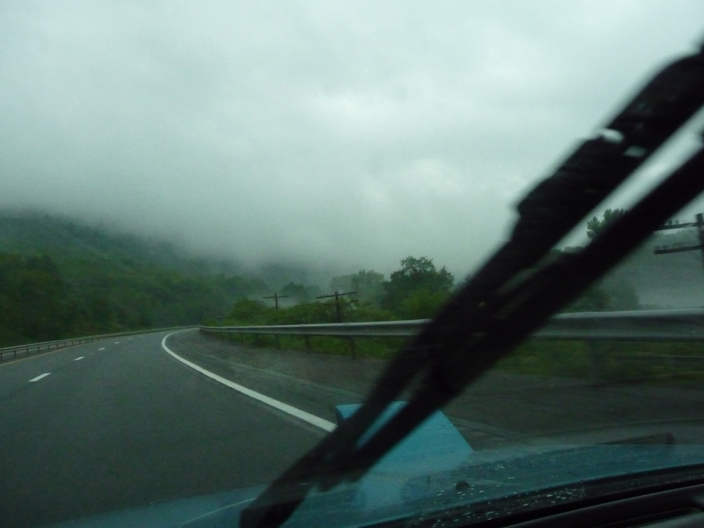 rain in the mountains 3