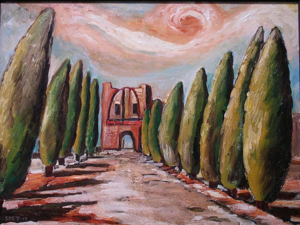 San Galgano, Tuscany. SOLD