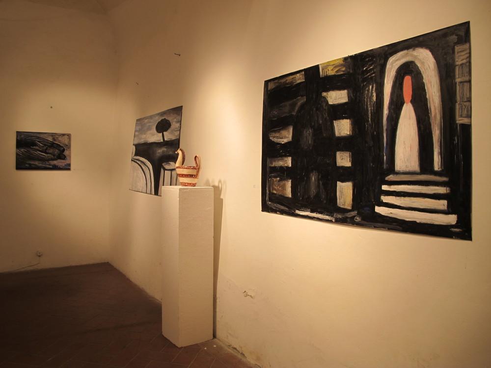 Cortona, Italy Exhibit 2013