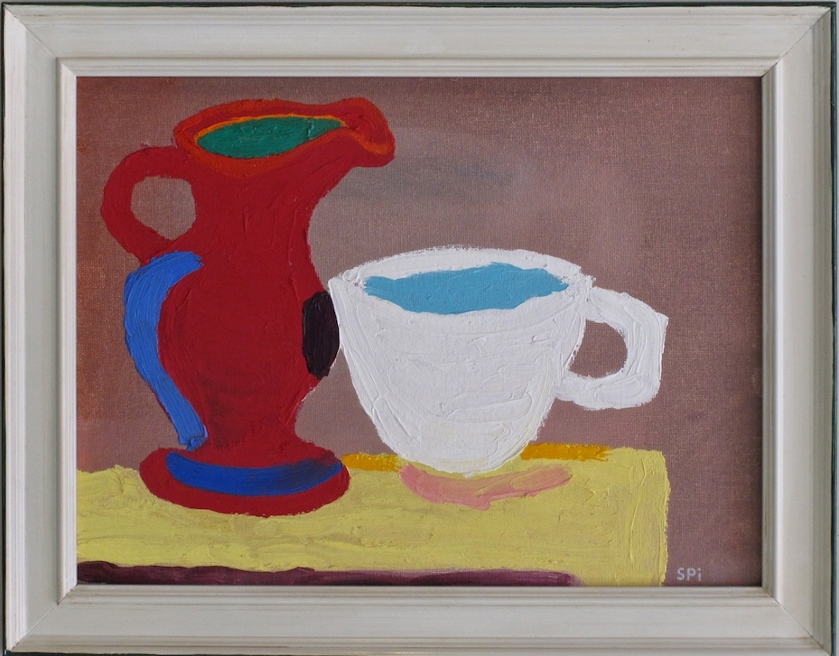 Tea Cup. $200