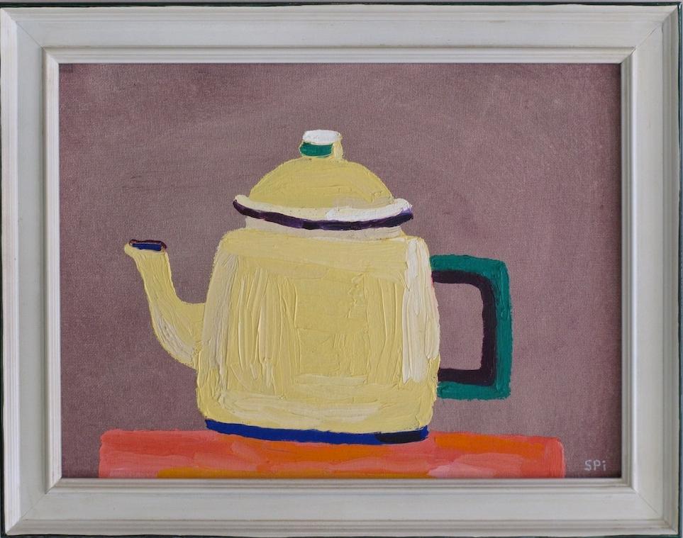 Teapot. $200