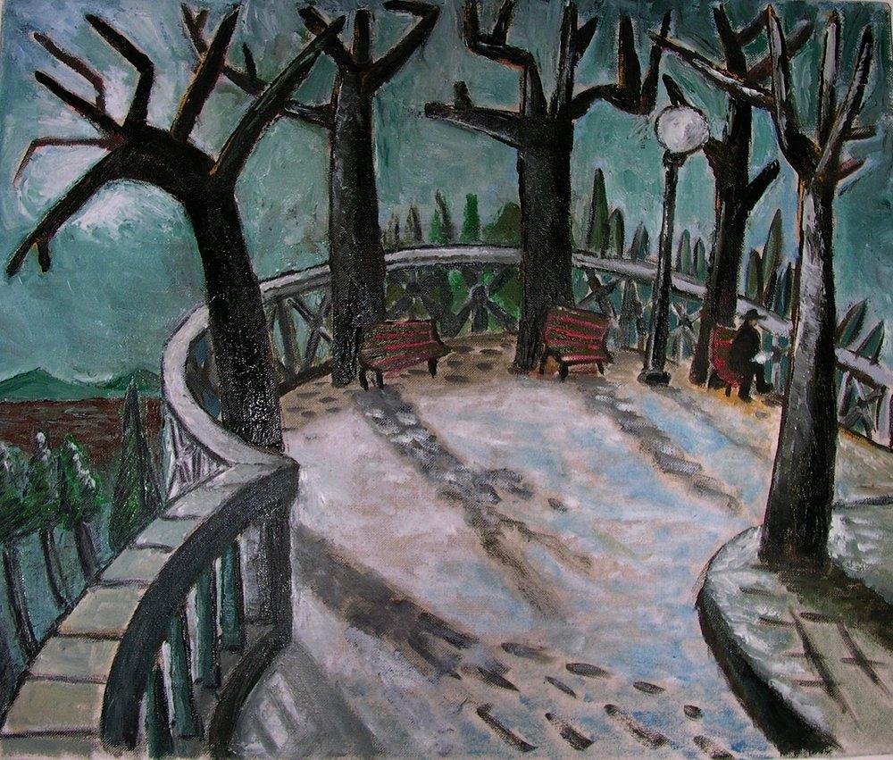 The Park, Cortona. SOLD