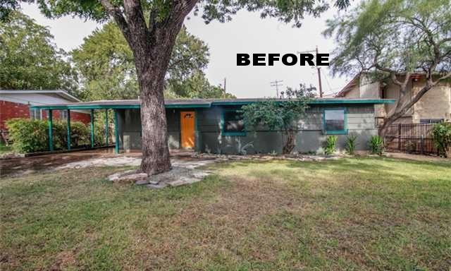 westrock before exteriorjpg midcentury modern - Mid Century Modern Home Exterior