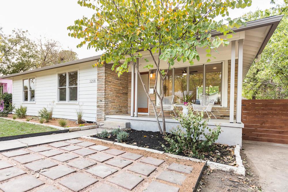 Mid Century Modern Remodel cherrywood mid-century modern remodel — making modern home