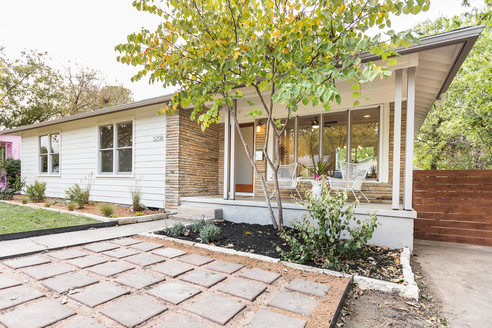 Wow! Mid century modern Cherrywood Ranch - Just Completed and FOR ...