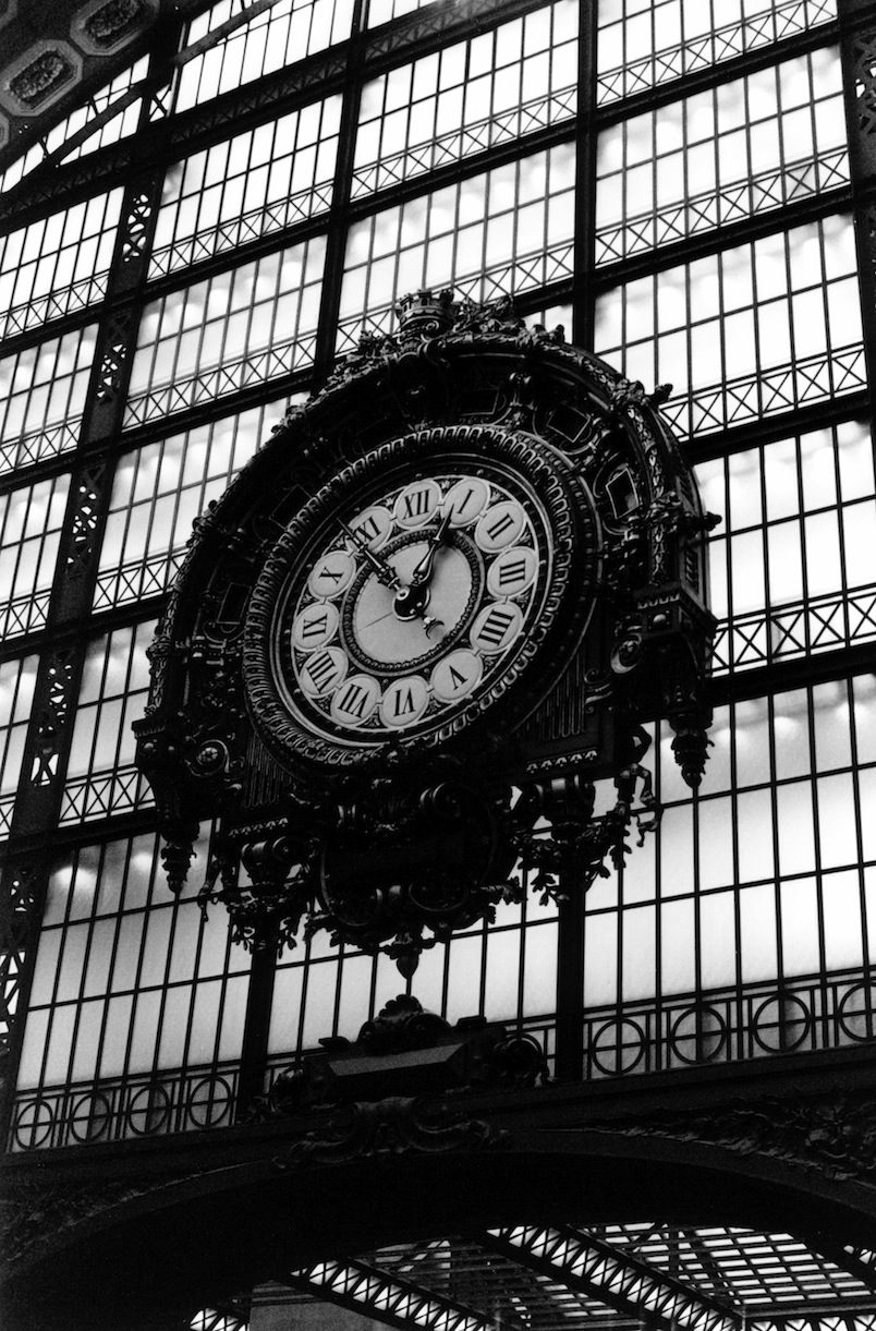 Musée d'Orsay | Paris in Black and White | Bill McClave