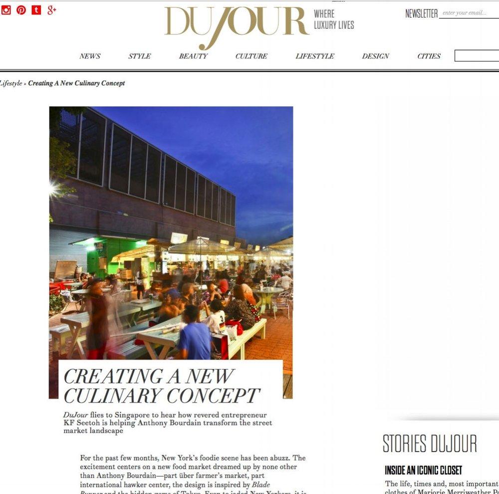 DuJour.com June 2015
