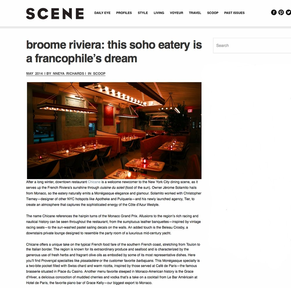 Scenemag.com May 2014