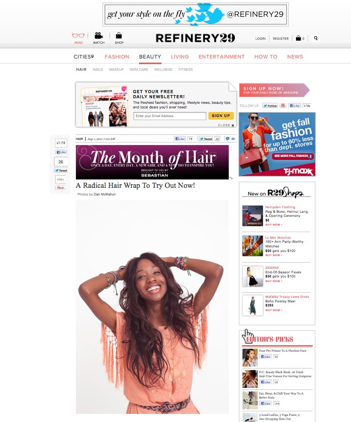 Refinery29.com Hair Story Title Page.png