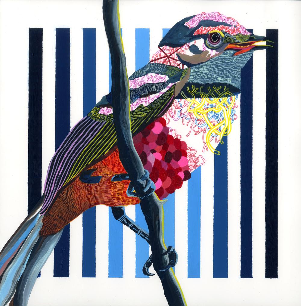 Endangered Bird #116 Juan Travieso