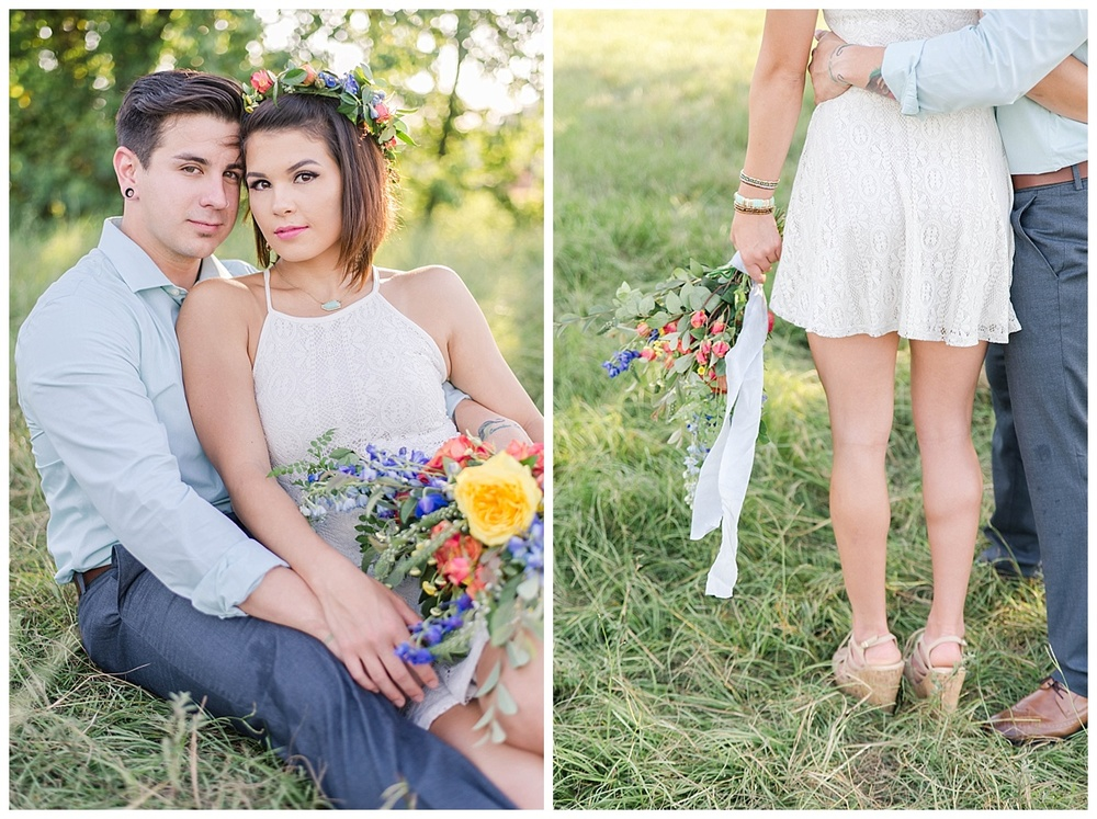 summer engagement session abby ann photography