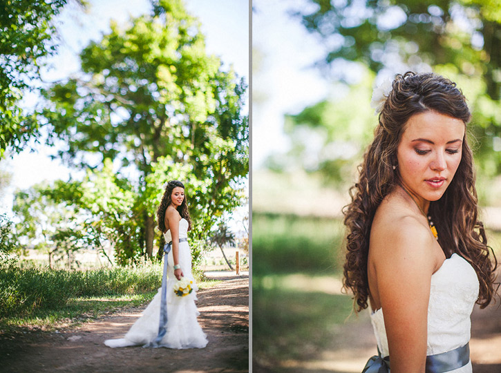 Colorado Wedding Photographers Bride