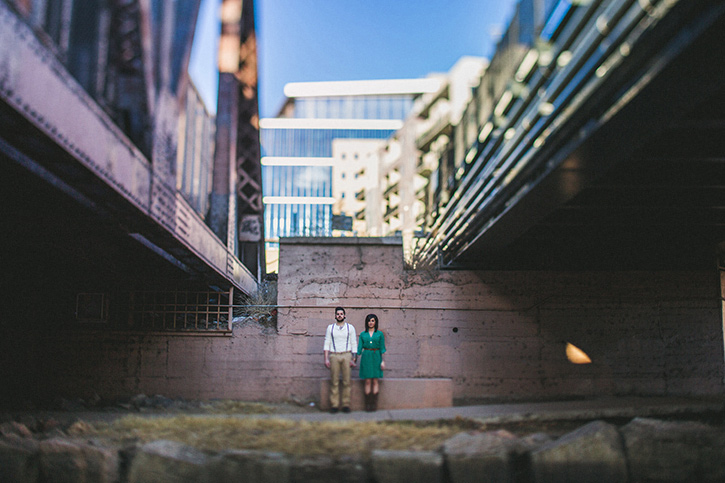 Modern Denver Wedding Photographer