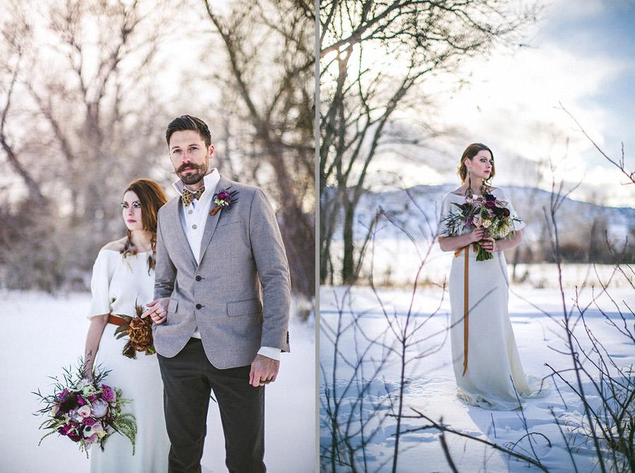 Denver Botanic Gardens Chatfield Winter Wedding-0004