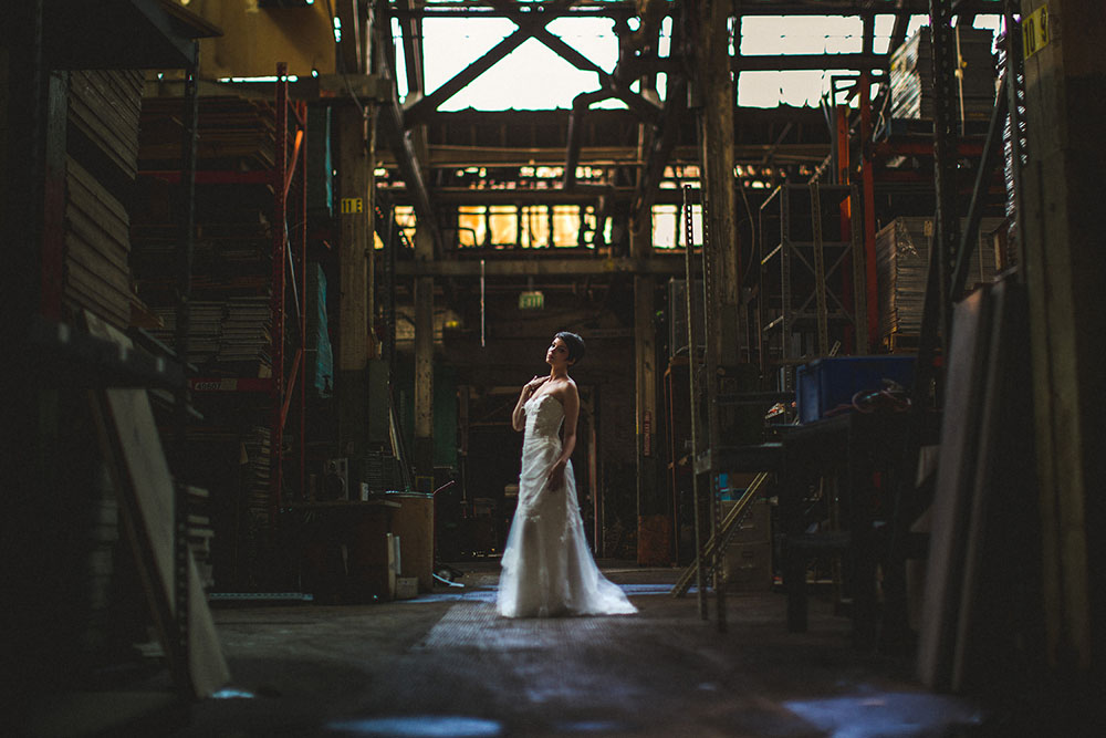 Creative Philadelphia Wedding Photographer