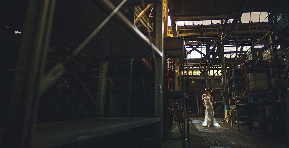 A Bride In The Grit