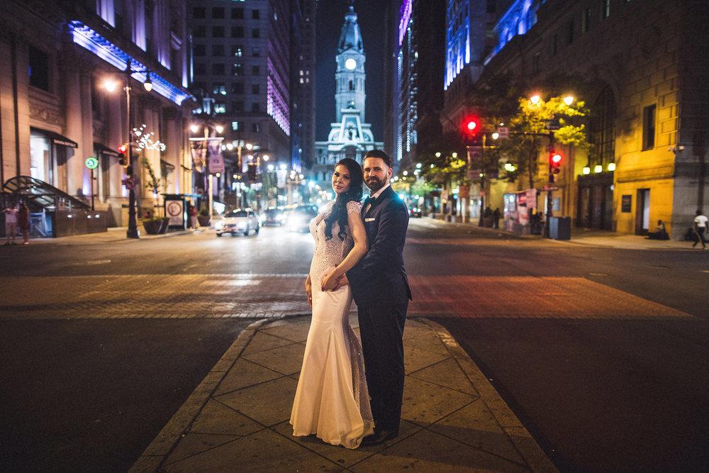 Philadelphia Courthouse Wedding