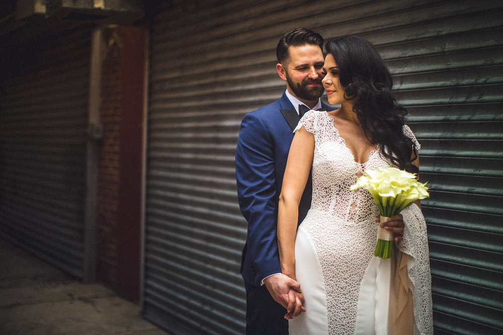 Adriana & Brit - Arts Ballroom WeddingPhiladelphia, PA
