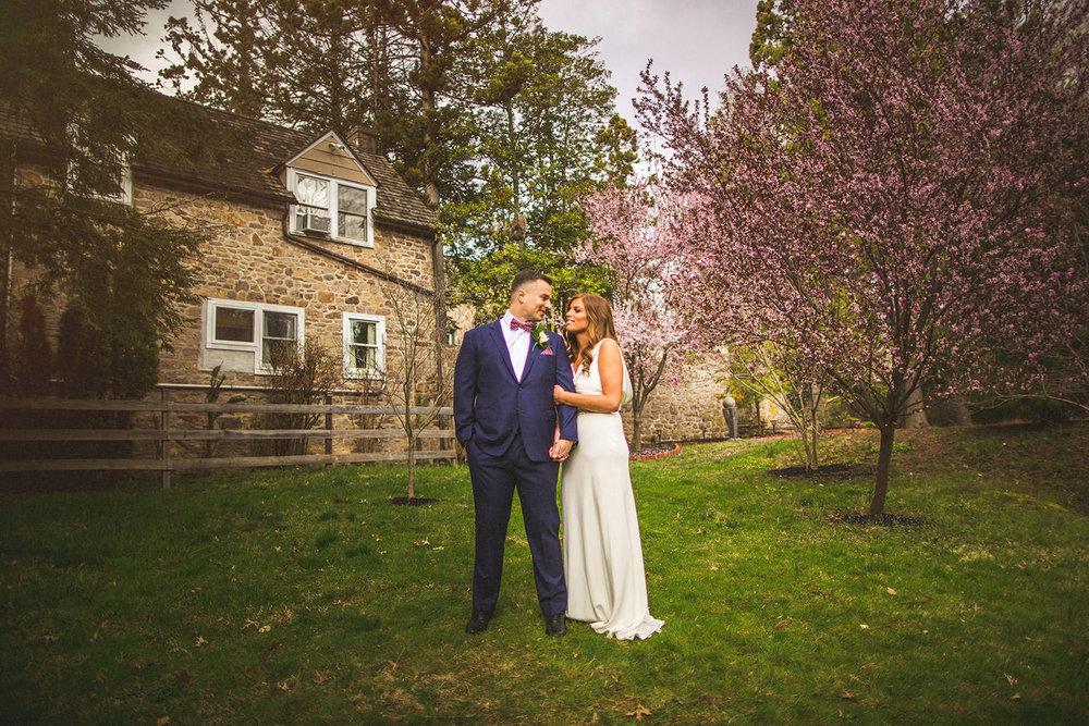 Kathleen & Adam - HollyHedge Estate WeddingNew Hope, PA