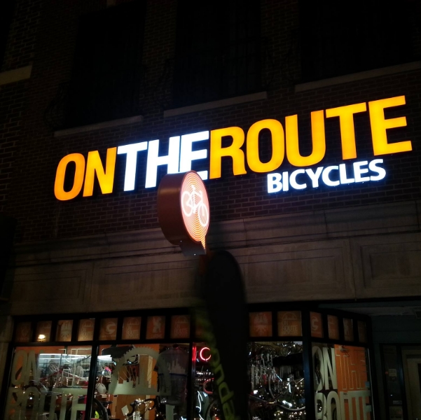 On the route bicycles bike shop bike repair bike sales for Motorized bicycle shops near me