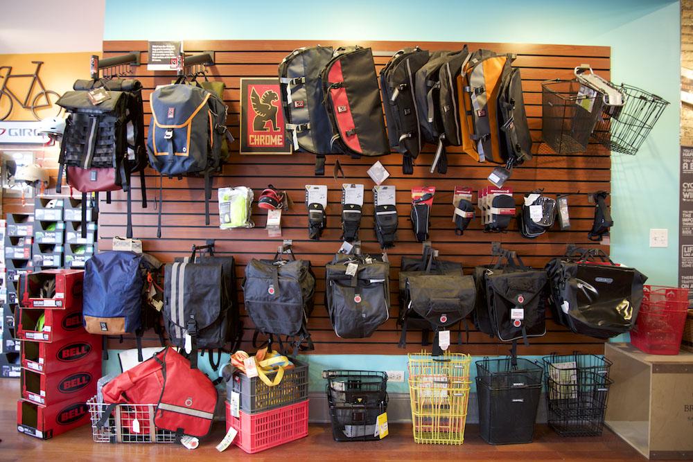 bike shop near me, bike shop, bicycle shop, bike repair, bike sales, bicycle repair, lakeview, chicago bike shop, lincoln square, chrome bags, baskets
